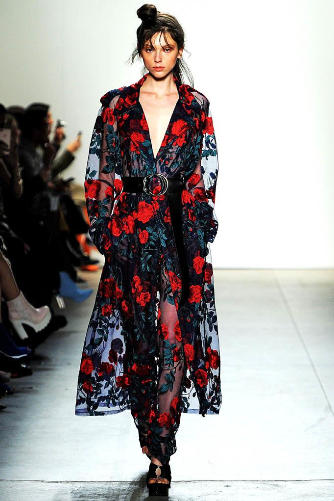 Adam Selman New York Womenswear FW17 New York Feb 2017
