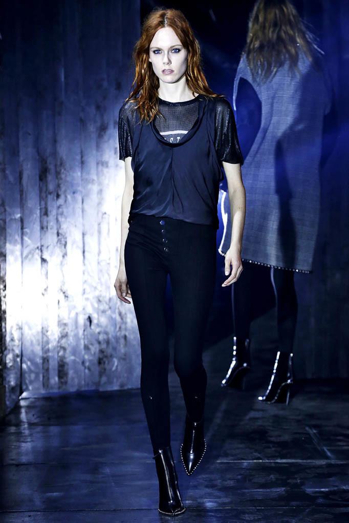 Alexander Wang New York Womenswear FW17 New York February 2017