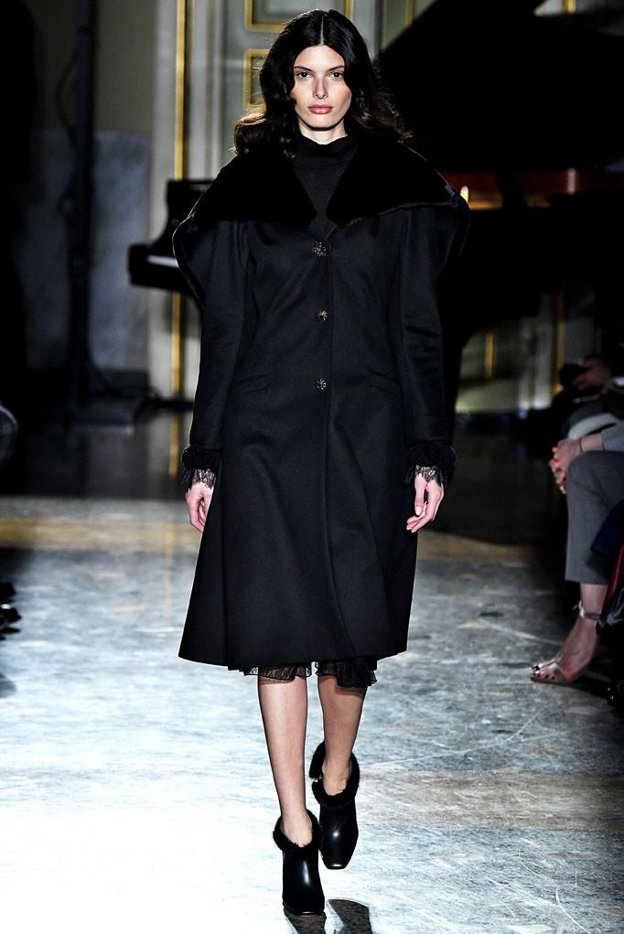 Blumarine Milan Womenswear Fall Winter 2017 Milan February 2017