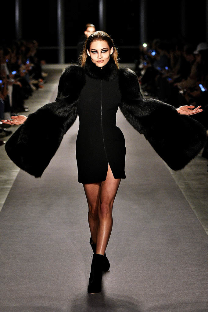 Brandon Maxwell New York Womenswear FW17 New York Feb 2017