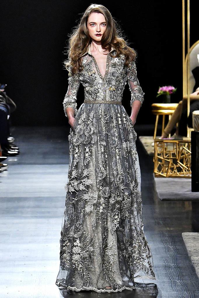 Badgley_Mischka New York Womenswear FW17 New York Feb 2017