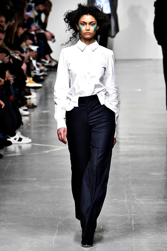 Casely Hayford London Menswear Fall Winter 2017 - January 2017