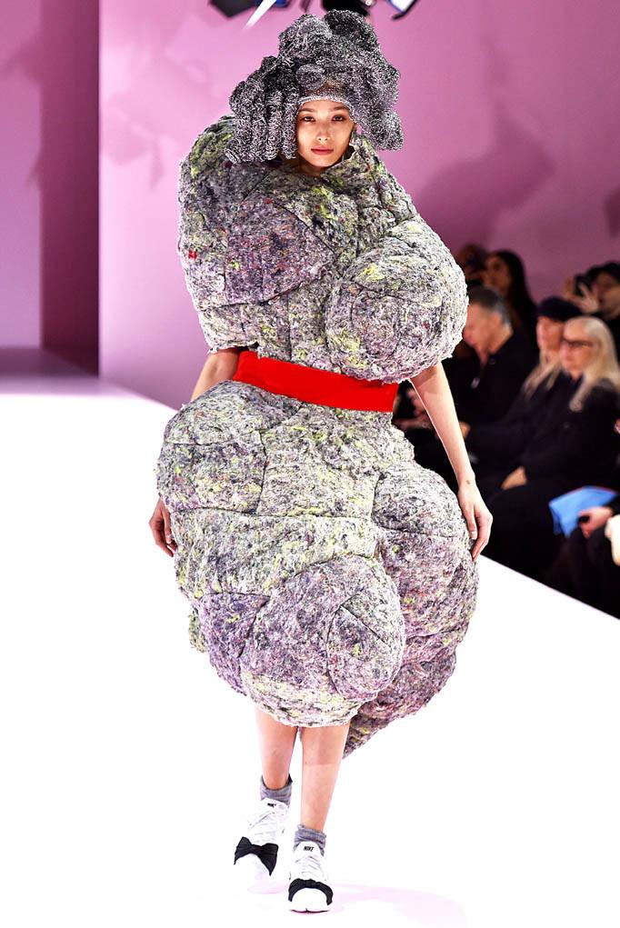Comme des Garcons Paris Womenswear Fall Winter 2017  Paris March 2017