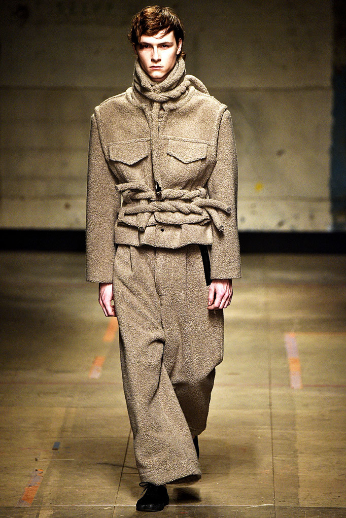 Craig Green London Menswear Fall Winter 2017 January 2017