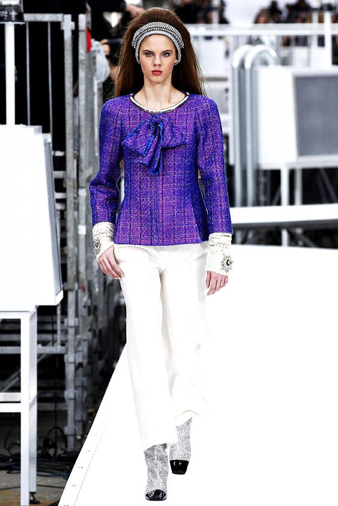 Chanel Paris Womenswear Fall Winter 2017  Paris March 2017