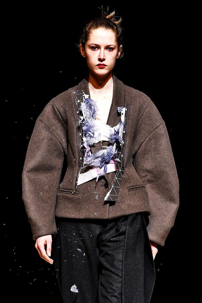 Chalayan London Womenswear Fall Winter 17 London February 2017