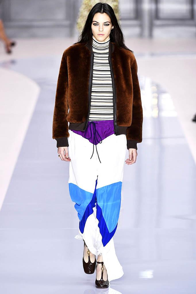 Chloe Paris Womenswear Fall Winter 2017  Paris March 2017