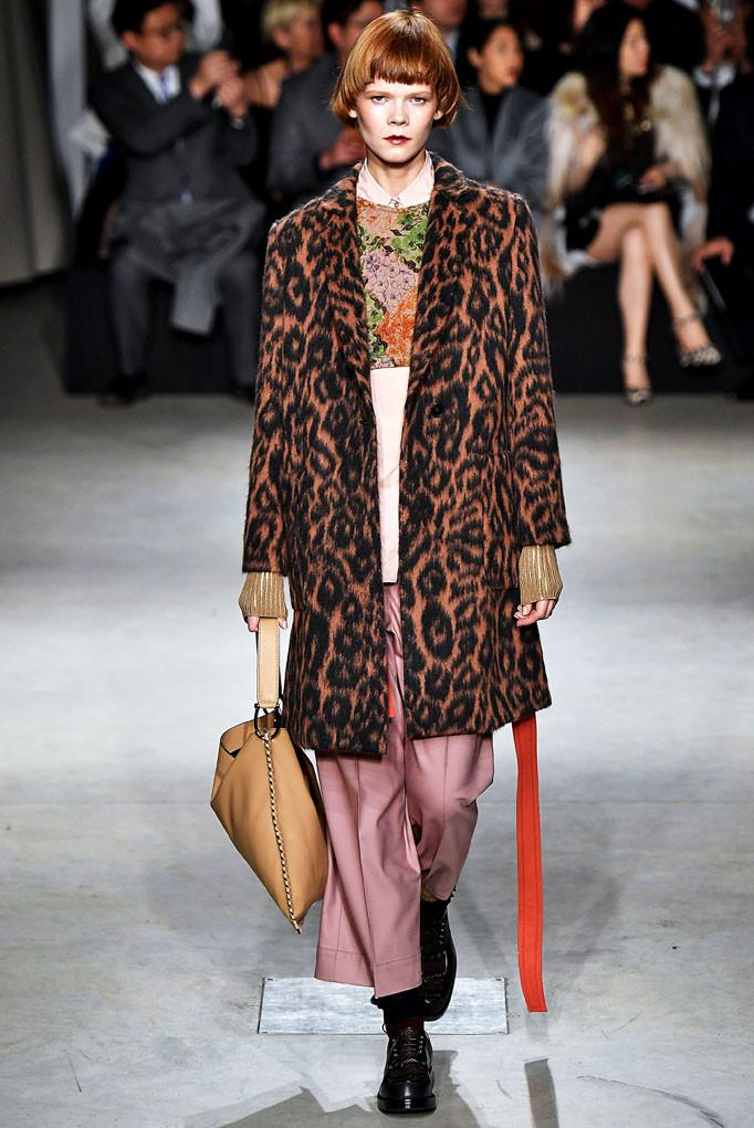 Cividini Milan Womenswear Fall Winter 2017 Milan February 2017