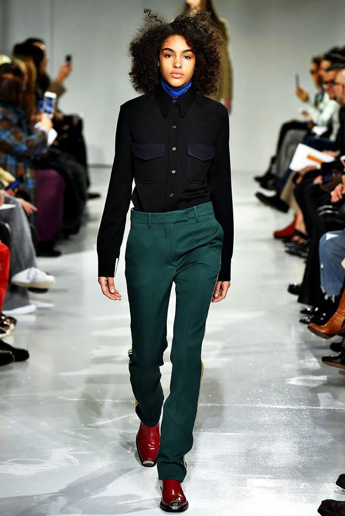 Calvin Klein New York Womenswear FW17 New York February 2017