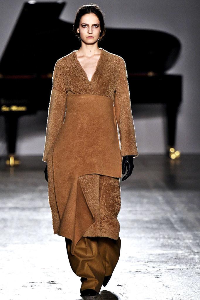 Calcaterra Milan Womenswear Fall Winter 2017 Milan February 2017