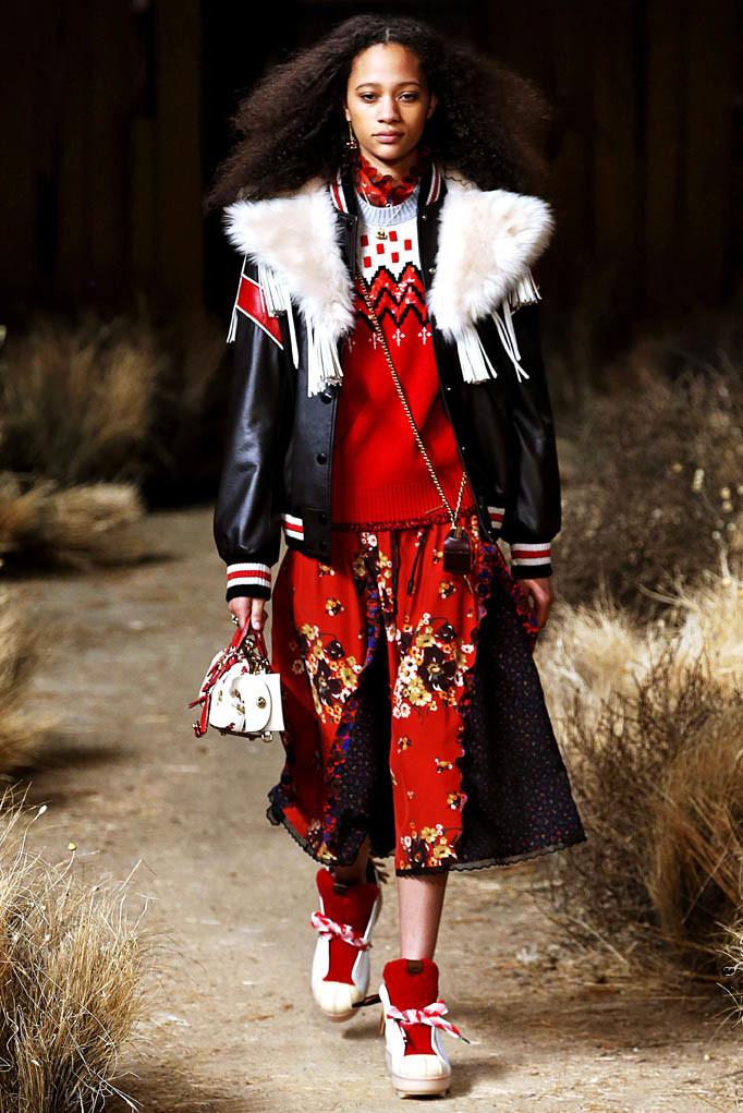 Coach New York Womenswear Fall Winter 17 New York February 2017