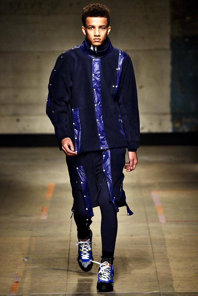 Christopher Shannon London Menswear Fall Winter 2017 January 2017