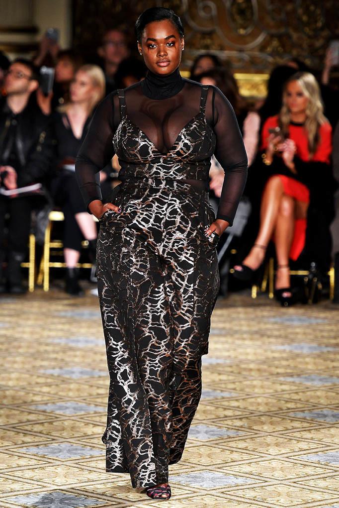 Christian Siriano New York Womenswear FW17 New York February 2017