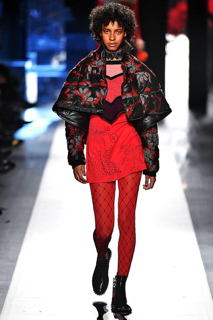 Desigual New York Womenswear FW17 New York February 2017