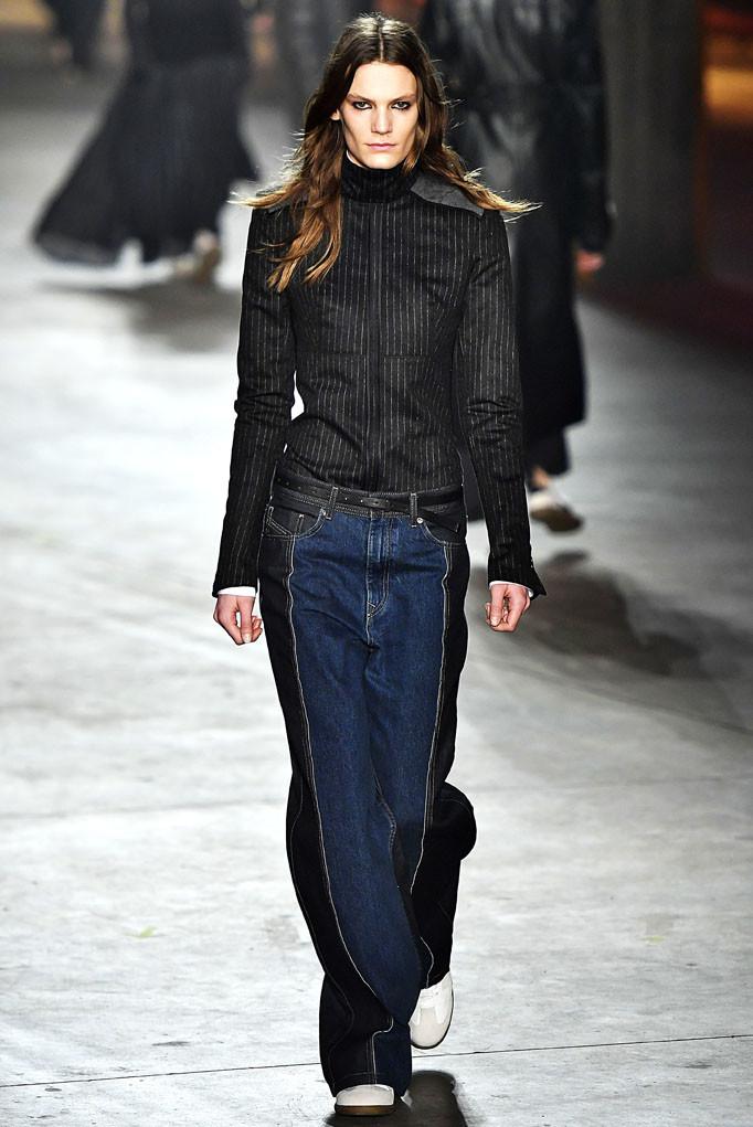 Diesel Milan Womenswear Fall Winter 2017 Milan February 2017
