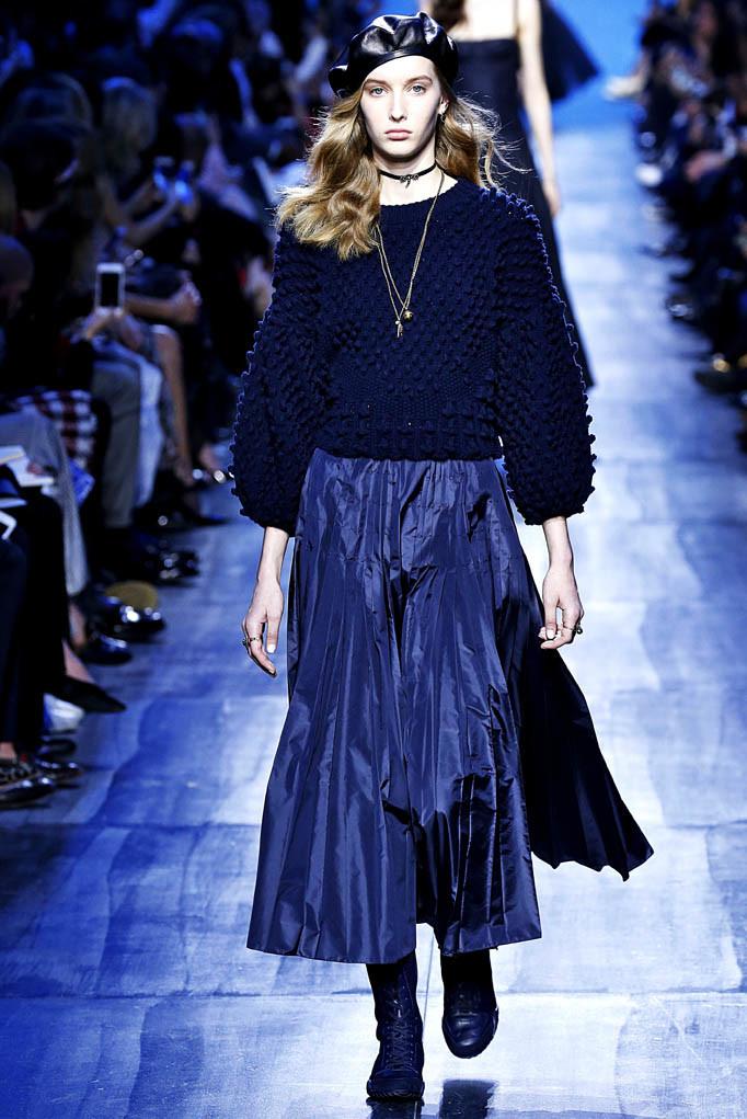 Christian Dior Paris Womenswear Fall Winter 2017  Paris March 2017