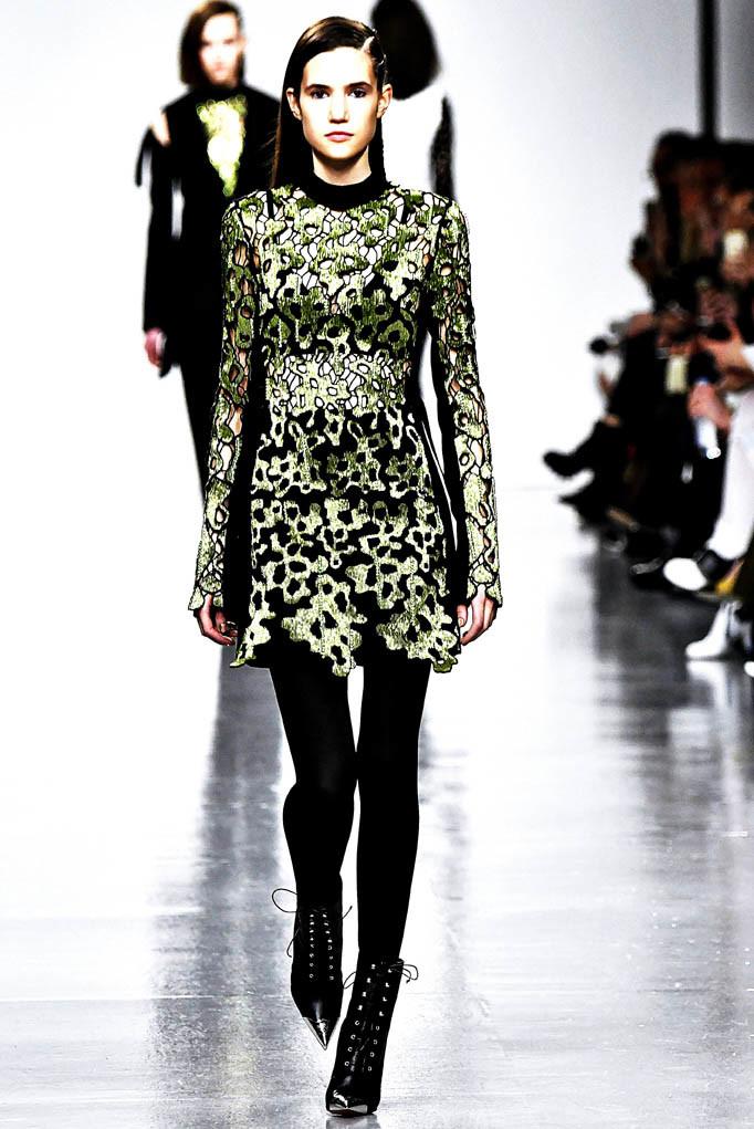 David Koma London Womenswear Fall Winter 17 London February 2017