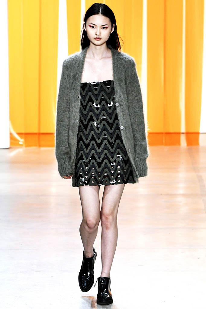 Dion Lee New York Womenswear FW17 New York February 2017