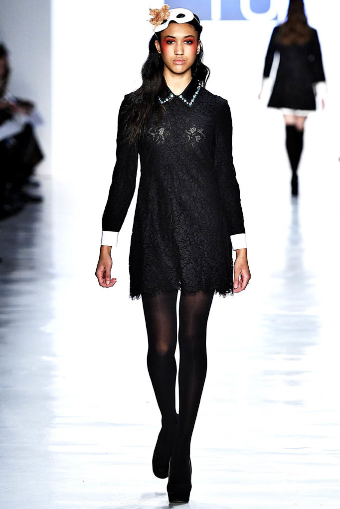 Dan Liu New York Womenswear FW17 New York Feb 2017