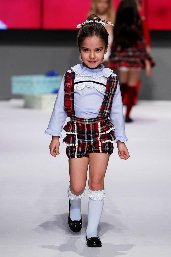 Dolce Petit, Kids Fall 2017, FIMI Madrid, January 2017