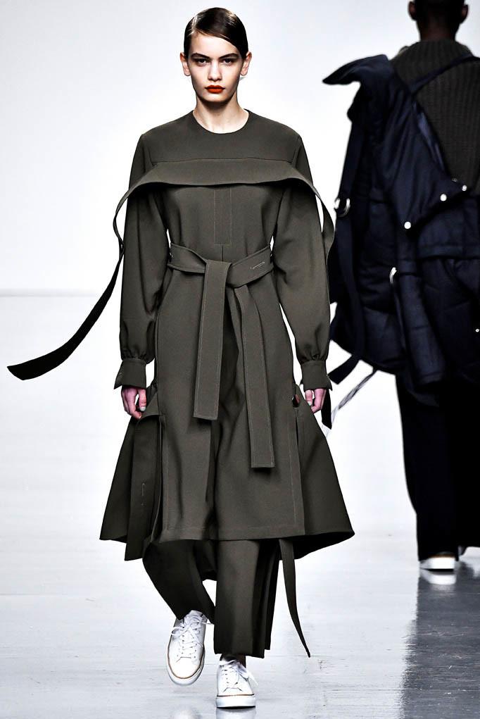 Edun Choi London Womenswear Fall Winter 17 London February 2017