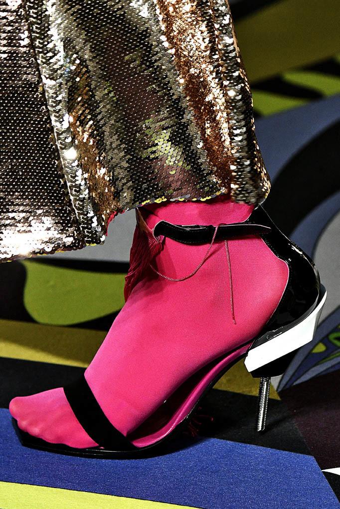 Emilio Pucci Milan Womenswear Fall Winter 2017 Milan February 2017