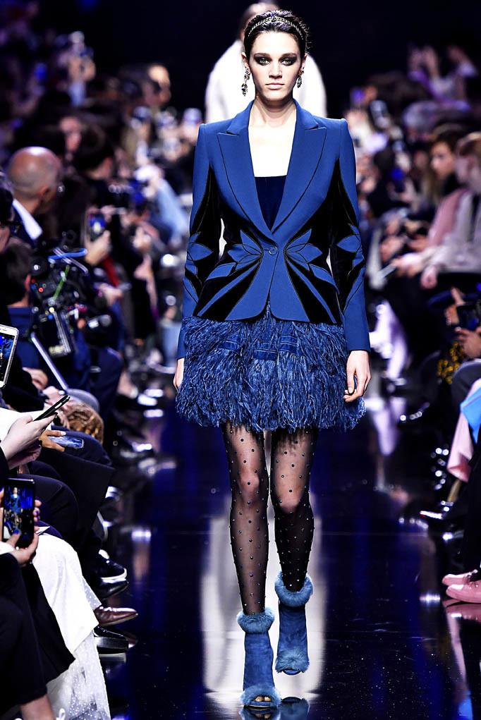 Elie Saab Paris Womenswear Fall Winter 2017  Paris March 2017