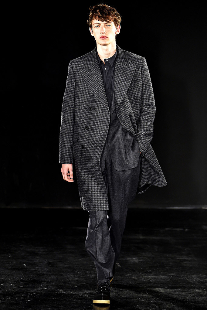 E Tautz London Menswear Fall Winter 2017 January 2017