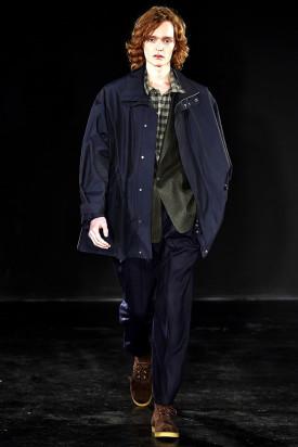E Tautz London Menswear Fall Winter 2017