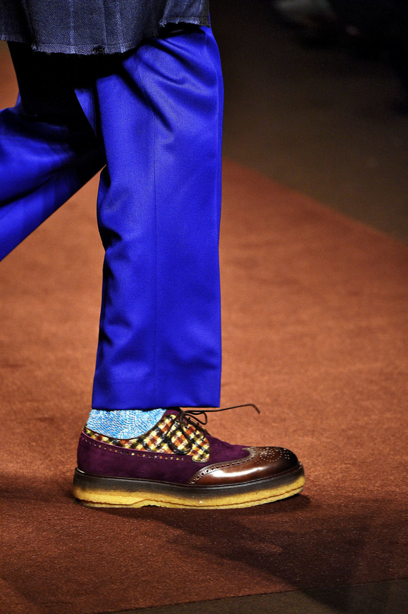 Etro Milan Menswear Fall Winter 2016 January 2016