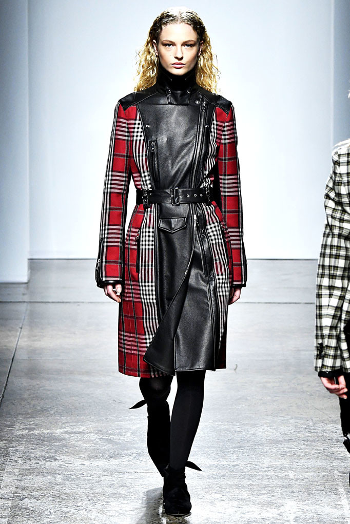 Fay Milan Womenswear Fall Winter 2017 Milan February 2017