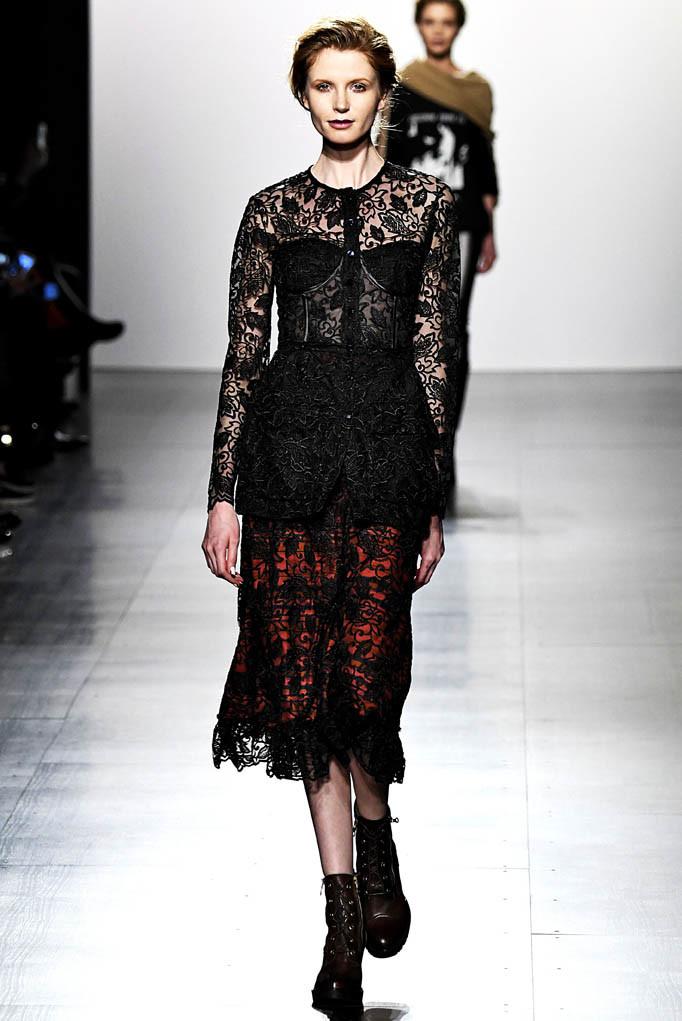 Francesca Liberatore New York Womenswear FW17 New York Feb 2017