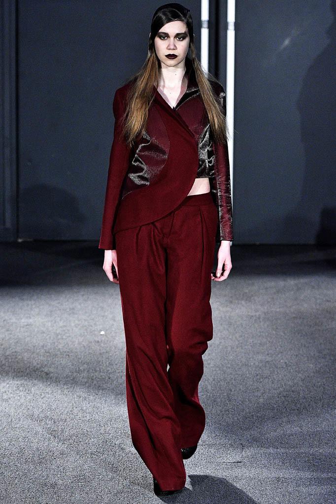 Fatima Lopes Paris Womenswear Fall Winter 2017  Paris March 2017