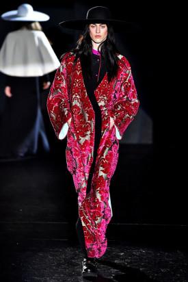 Fausto Puglisi Milan Womenswear Fall Winter 2017 Milan February 2017