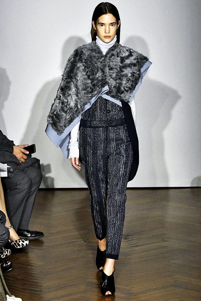 Gabriele Colangelo Milan Womenswear Fall Winter 2017 Milan February 2017