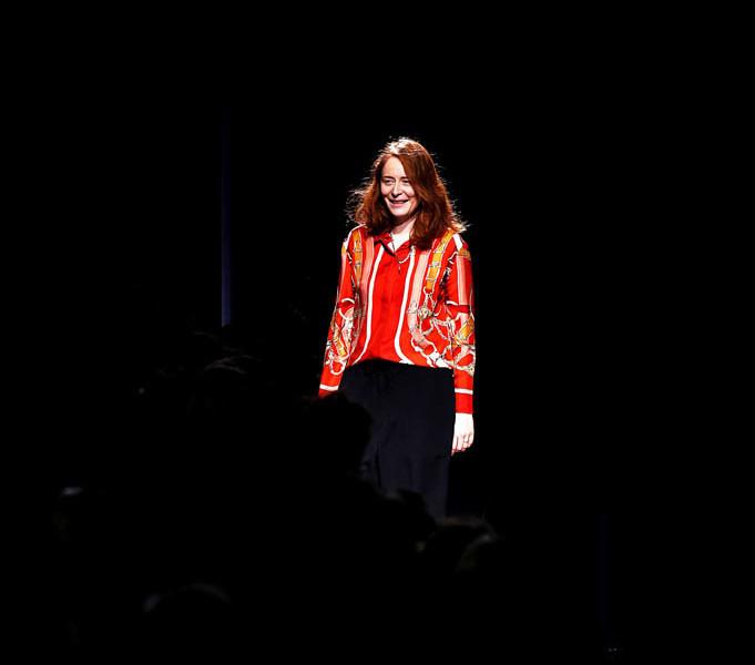 Hermes Paris Womenswear Fall Winter 2017  Paris March 2017