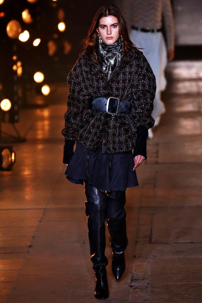 Isabel Marant Paris Womenswear Fall Winter 2017 Paris March 2017