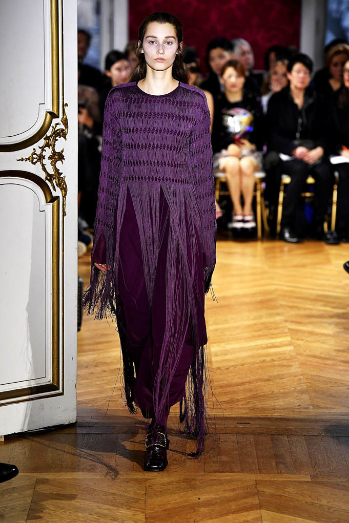 John Galliano Paris Womenswear Fall Winter 2017  Paris March 2017