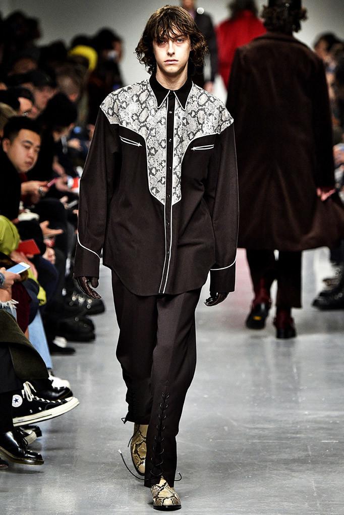 John Lawrence Sullivan London Menswear Fall Winter 2017 January 2017