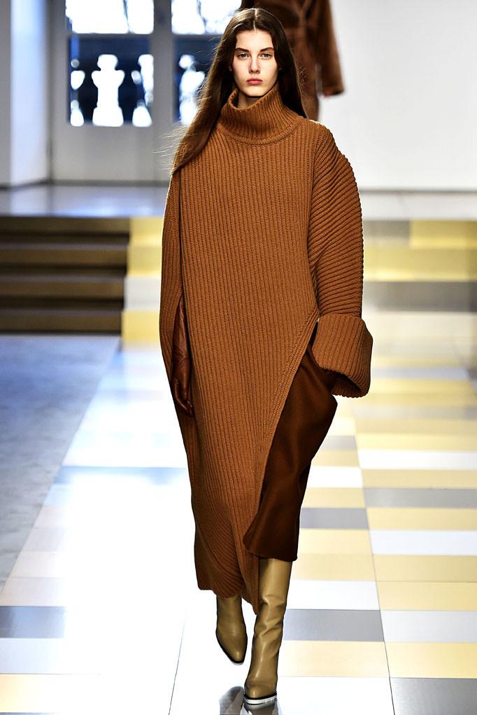 Jil Sander Milan Womenswear Fall Winter 2017 Milan February 2017