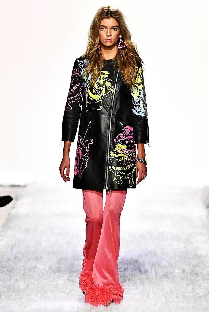 Jeremy Scott New York Womenswear FW17 New York February 2017