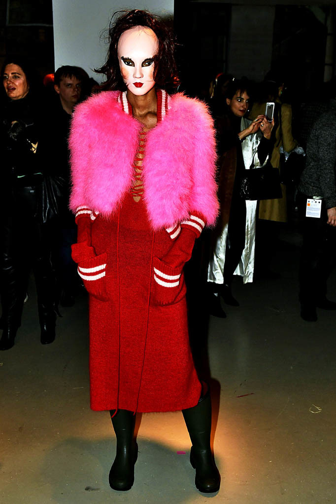 Junko Shimada Paris Womenswear Fall Winter 2017  Paris March 2017