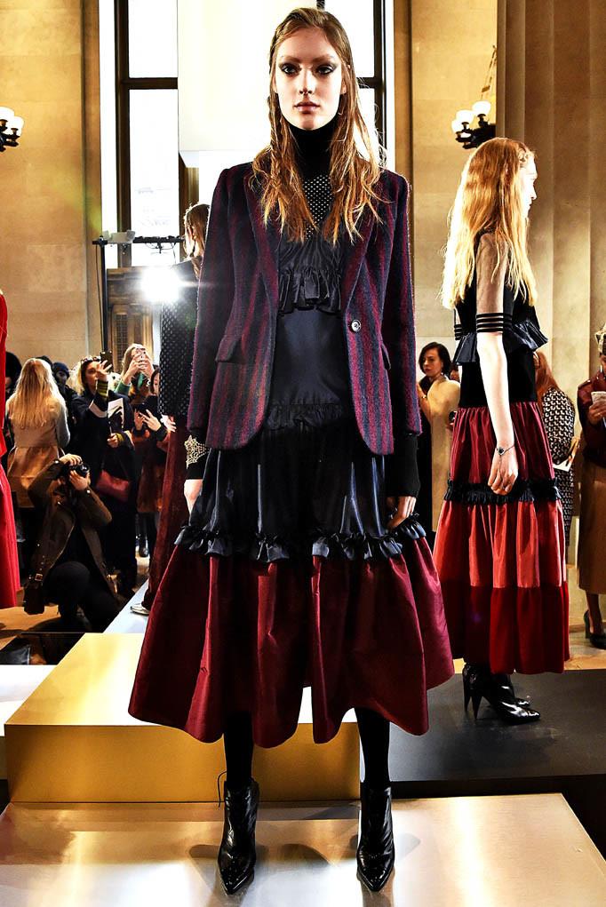 Jill Stuart New York Womenswear FW17 New York Feb 2017