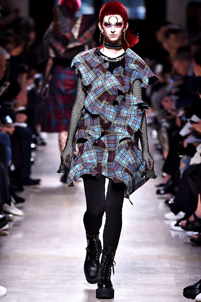 Junya Watanabe Paris Womenswear Fall Winter 2017 Paris March 2017