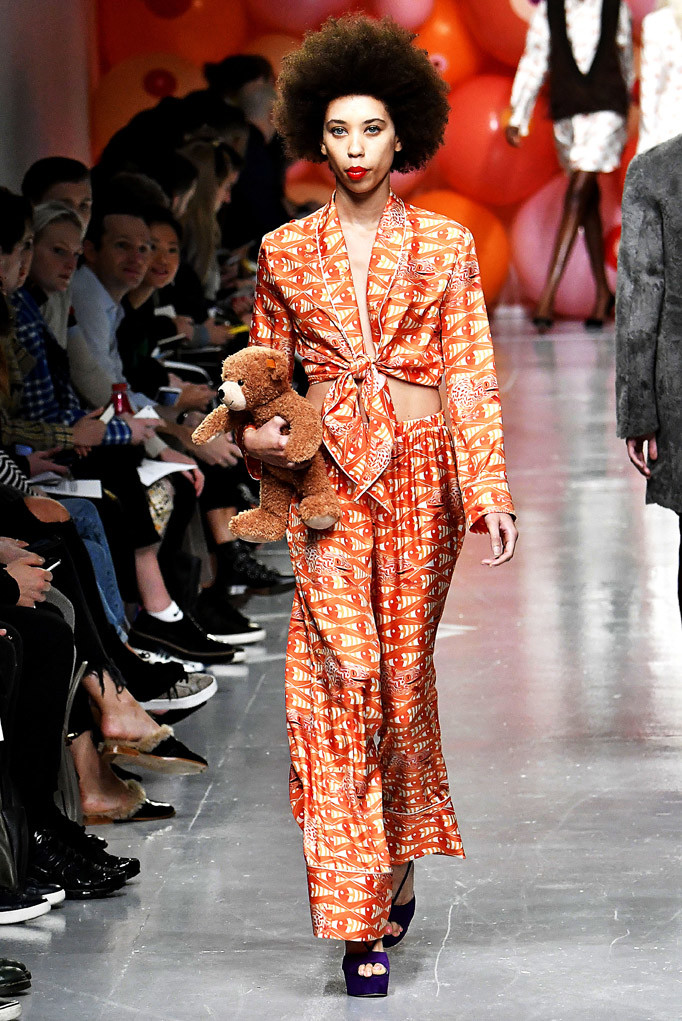 Katie Eary London Menswear Fall Winter 2017 - January 2017