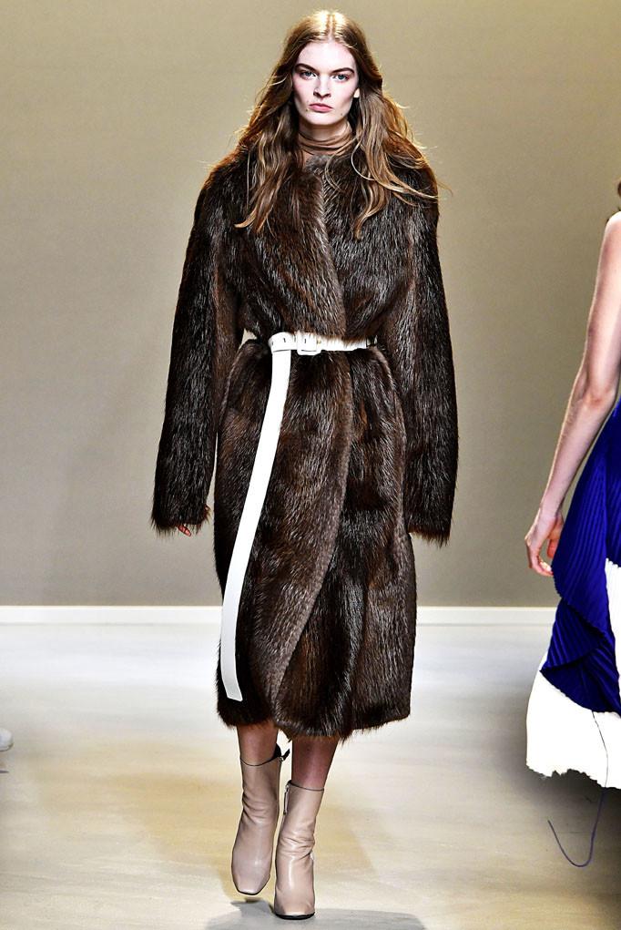 Krizia Milan Womenswear Fall Winter 2017 Milan February 2017