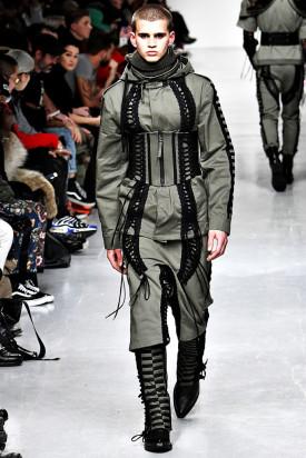 KTZ London Menswear Fall Winter 2017