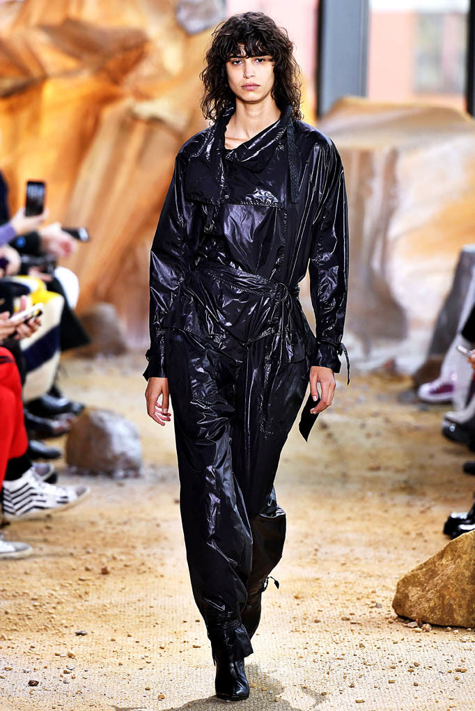 Lacoste New York Womenswear FW17 New York February 2017