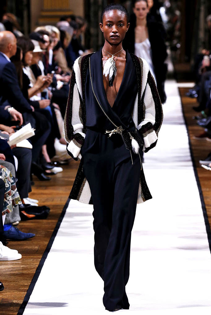 Lanvin Paris Womenswear Fall Winter 2017  Paris March 2017