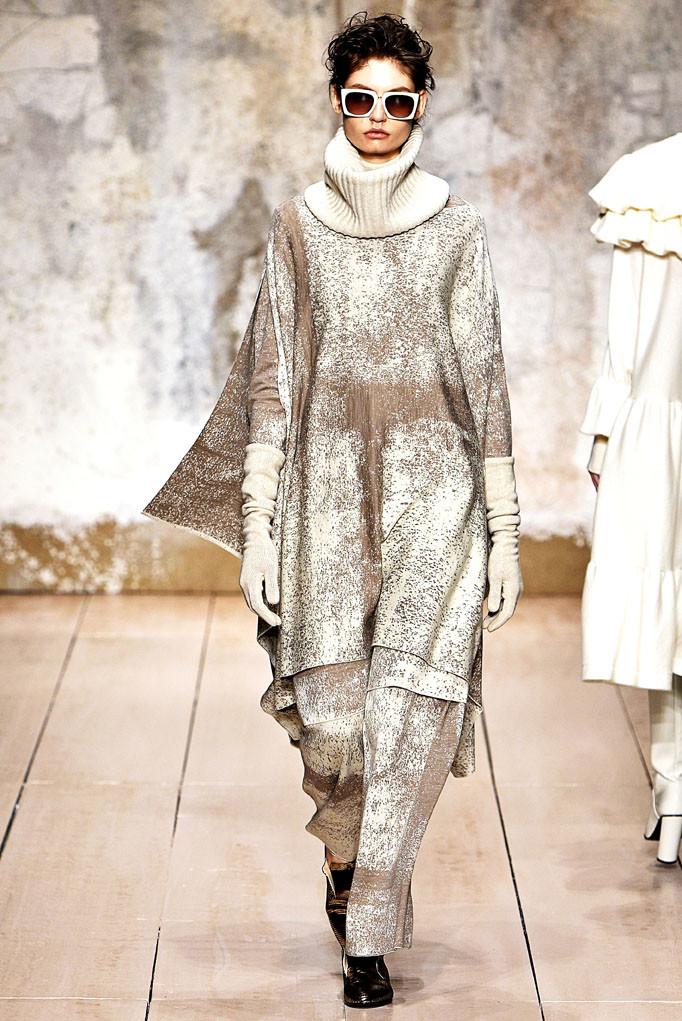 Laura Biagiotti Milan Womenswear Fall Winter 2017 Milan February 2017